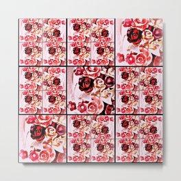 Rose Love Metal Print