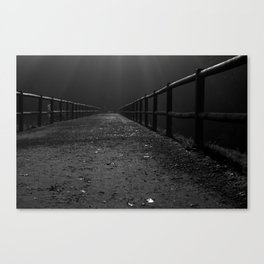Finding My Way Home Canvas Print