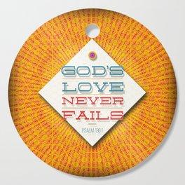 Never Fails Cutting Board