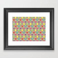 Say Ah! Framed Art Print