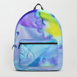 Pastel orchid Backpack