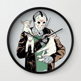 Cute Kid Wall Clock