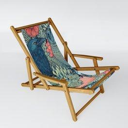 Cosmic Egg Sling Chair