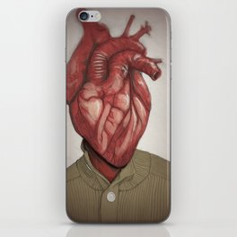 Use Your Head iPhone Skin