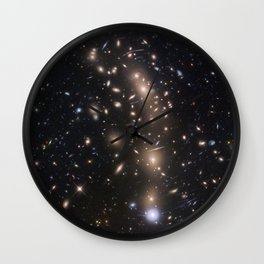 1318. Faint Compact Galaxy in the Early Universe Wall Clock