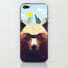 Bear Mountain  iPhone & iPod Skin