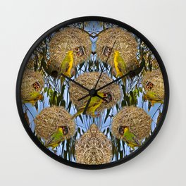 Parenting Wall Clock