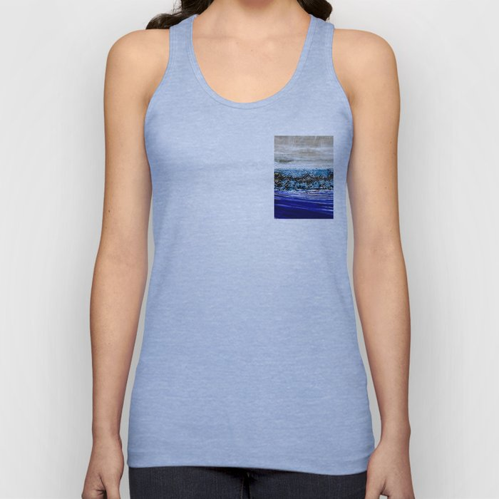 ...blurred line of horizons Unisex Tank Top