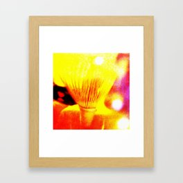 Painting with Honey Framed Art Print