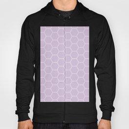 Honeycomb Light Purple #288 Hoody