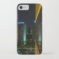 seoul iPhone & iPod Cases featuring Seoul Reflection by Anthony M. Davis