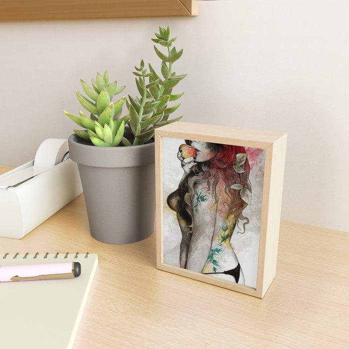 Koi No Yokan Framed Mini Art Print