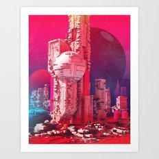 SPARFFF (everyday 06.24.16) Art Print
