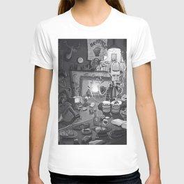 Beatnik Evil T-shirt