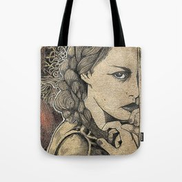 The Arsonist's Vision Tote Bag