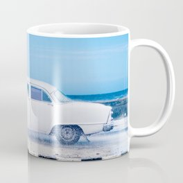 Waves and Classic Cars of the Malecón - 1 Mug