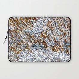 Rusty Blocks Laptop Sleeve