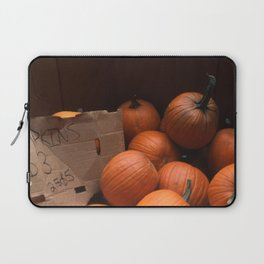 Pumpkins In a Box! Laptop Sleeve