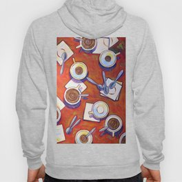 The Get Together ... Kitchen Coffee Cup Art Hoody