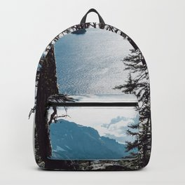 Mountain Lake Retreat Backpack