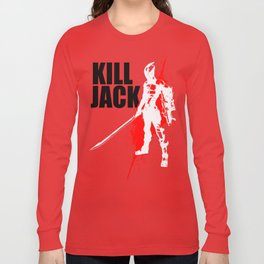 KILL JACK - ASSASSIN Long Sleeve T-shirt