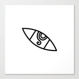 Técpatl Canvas Print