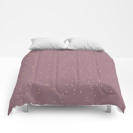 Raspberry Shambolic Bubbles Comforters