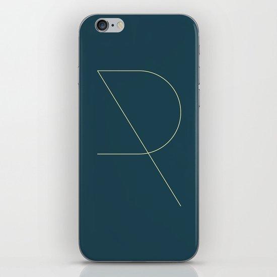 R LIKE R iPhone & iPod Skin