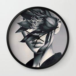 Inner beauty  22 Wall Clock