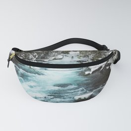 The Wild McKenzie River - Nature Photography Fanny Pack