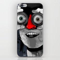 Roy Batty iPhone & iPod Skin