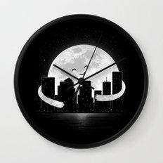 Goodnight Wall Clock
