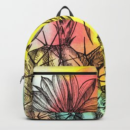 Plant Series: Desert Cactus Backpack
