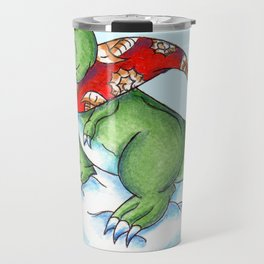 Winter Rex Travel Mug