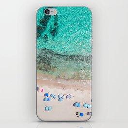 Beach Day 2 iPhone Skin