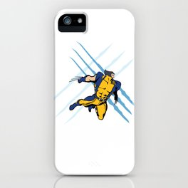 WEAPON X iPhone Case