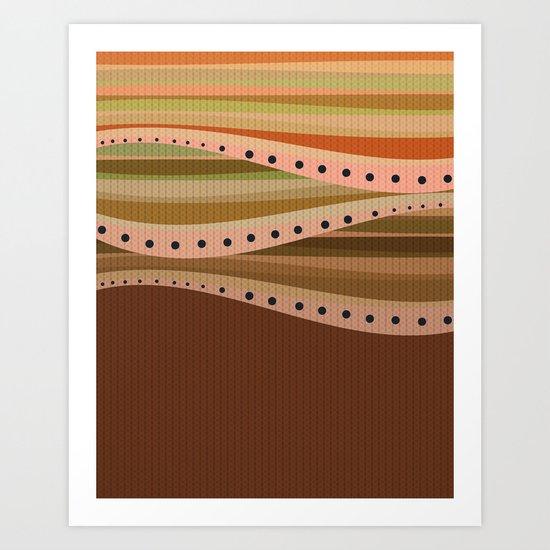 Textures/Abstract 49 Art Print