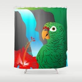 Iguaca Shower Curtain