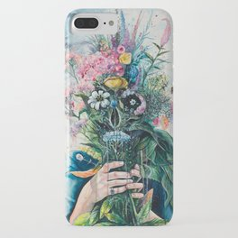 The Last Flowers iPhone Case