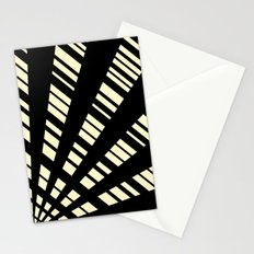 Fancy  |  Cream & Black Stationery Cards