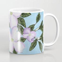 Cardial on Dogwood Tree Coffee Mug