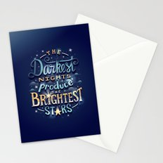 Brightest Stars Stationery Cards