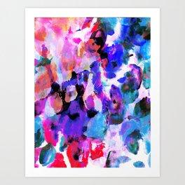 Lets Paint   Art Print