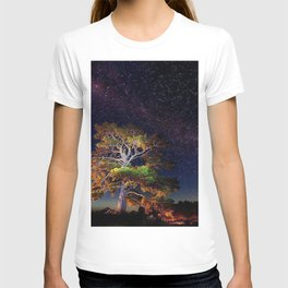 Stars and A Tree T-shirt