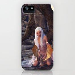 Dragon Lady iPhone Case