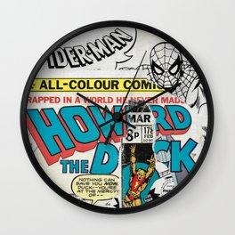 Super Heroes Nr.1 Wall Clock