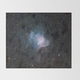 NGC 346 Throw Blanket