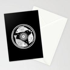 Magic Fish I Stationery Cards