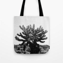Cholla Cactus Garden XI Tote Bag