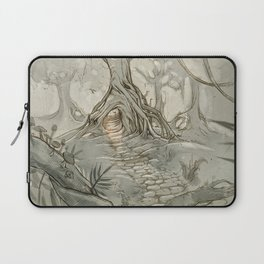 Drawings a Forest Laptop Sleeve